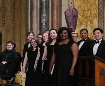 School of Music to host Chamber Choir Invitational