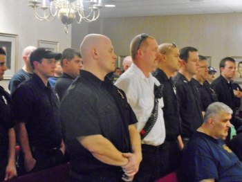 Mayor Williams Taking Steps to Classify Firefighters as Non-Contractual Employees
