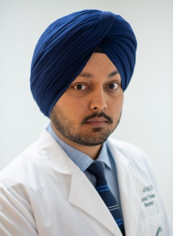 Dharampreet Singh, M.D., joins Marshall Neuroscience