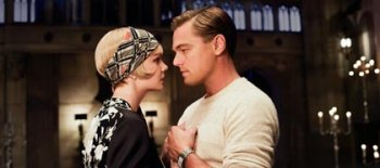 Scene from Great Gatsby coming in the Spring