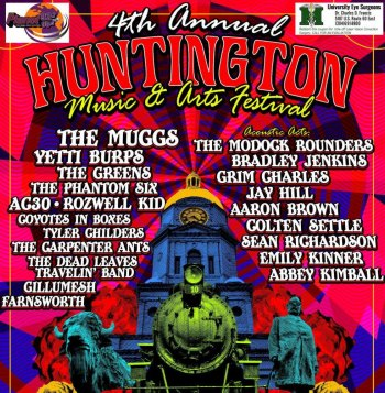Huntington Music Festival Coming