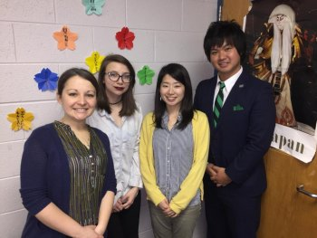 Marshall University launches Japanese sister school program