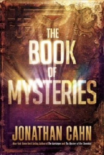 Jonathan Cahn's Explosive Latest Bestseller   Lays Open Bible Secrets-- The Book of Mysteries Debuts September 6