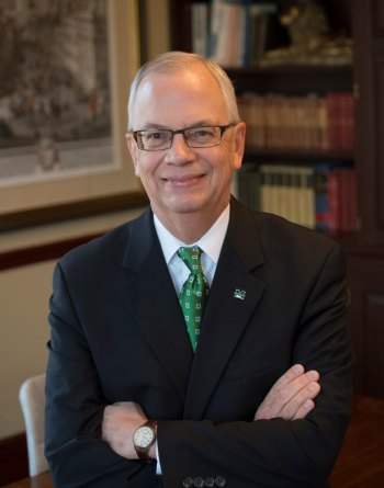 Marshall President Jerome Gilbert elected vice-chair for    Conference USA's executive team