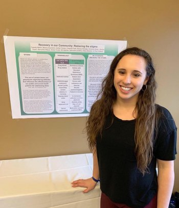 Marshall student awarded scholarship from  West Virginia Speech Language Hearing Foundation