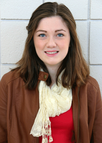 Cabell Midland's Katie Cowie Selected as West Virginia's Top High School Youth Volunteer