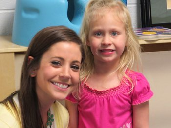 Krista Price was diagnosed with apraxia of speech which took away her ability to be understood by friends and family.