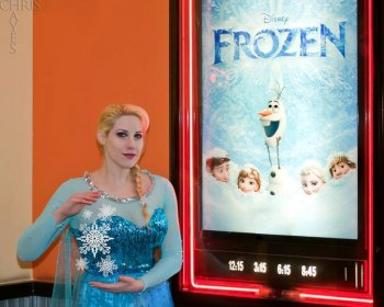 """Frozen"" Continues Burning Up Box Office in Week 12"