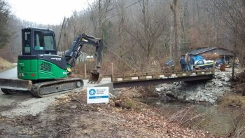 Adopt a Bridge and Help a Family in WV