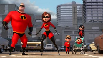 FIRST LOOK: Incredibles 2 Takes on Two Parodies, Supers and Ordinary