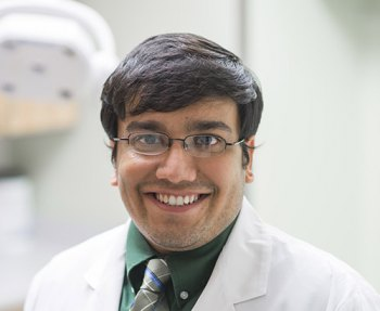 Shah joins general dentistry faculty at Marshall School of Medicine
