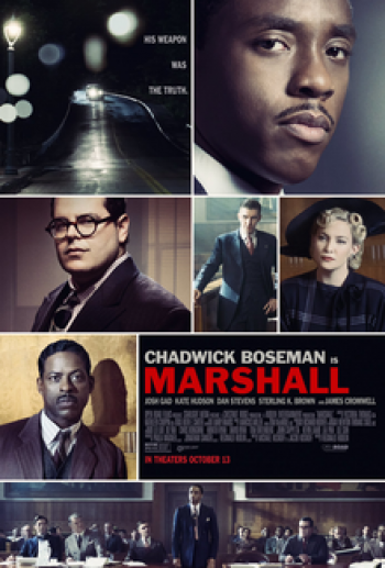 "FIRST TIMES: Marquee Pullman Opening ""Marshall, a Civil Rights Thriller"