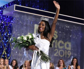 Miss New York Captures Miss America Win