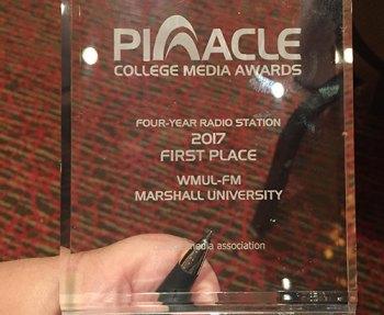 Marshall radio station wins station of the year award