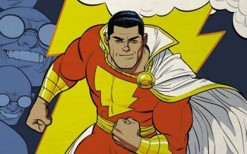 Shazam Production Underway in Toronto