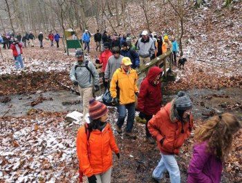 "West Virginia joins America's State Parks  in challenge to ""#OptOutside"" beginning Black Friday"