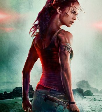 FIRST LOOK:  7 Days, Tomb Raider, I Can Only  Imagine