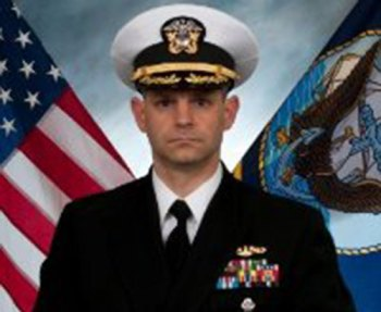 USS West Virginia Naval Commander Timothy Clark to visit Marshall University