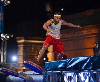 Student returns to NBC's American Ninja Warrior