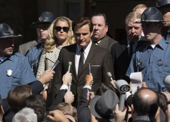 FIRST LOOK: An Apolitical Thriller that Can't Help Placing Sen. Ted Kennedy in a Damnable Context