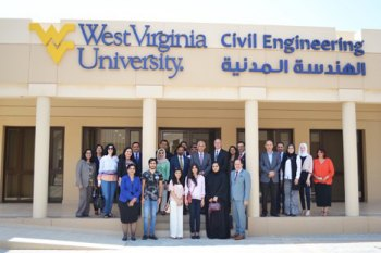 West Virginia University awarded prestigious Heiskell Award for International Partnerships