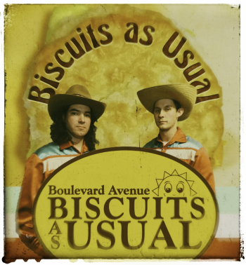Biscuits Unusual by Boulevard Avenue