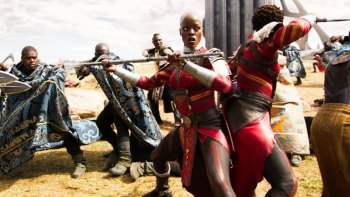 """""""Panther"""" Prowls to IMAX 4-day Record"""
