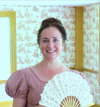 Have Brunch with Margaret Blennerhassett Aug. 17, 2017, at Blennerhassett Island Historical State Park
