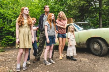 """Glass Castle"" Spawns Rating Issue by a few Moviegoers"