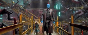 FIRST LOOK:  Do Star-Lord, Gamora, & Groot Foreshadow Marvels Hans, Darth, and Princess