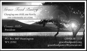 COLUMN Mark Caserta: Grace Food Pantry: Ministering to Huntington, WV. and our children.