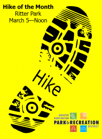 Ritter Park Hosts Hike of the Month