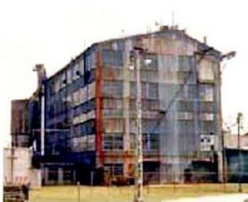 Former Huntington Pilot Plant Before