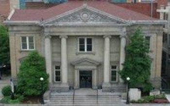 Huntington' s Carnegie Library Now Huntington Junior College