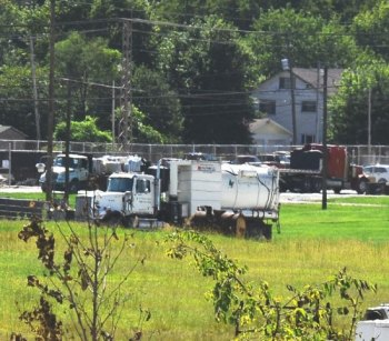 Radioactive Materials Like at Piketon School Were Present in Huntington