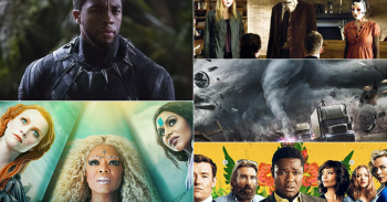 "FIRST LOOK: Disney v. Disney ---  Panther creeps over ""Wrinkle in Time"""