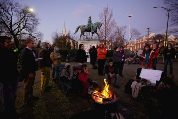 PHOTO: Occupy at Lee Park, Source