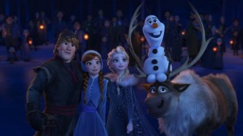 Olaf Short Film Melts Thursday; Coco Continues
