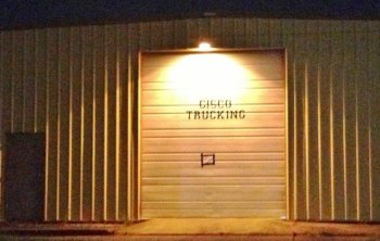 Cisco Trucking Raided by DEA, City; No City License; Allegedly Exchanged Drugs for Labor
