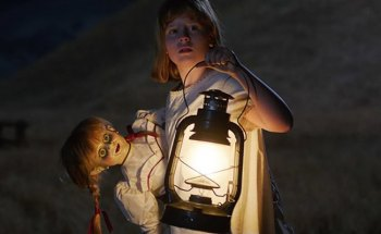 "FIRST PEEK: ""Annabelle Creation"" Ignites Creepiness on Steroids"