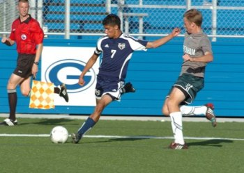 Offside Rule Revised in High School Soccer