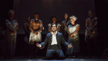 Broadway's Amazing Grace The Musical is Headed for the Keith-Albee
