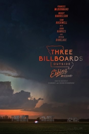 "FIRST TIMES: Woody Harrelson's ""Three Billboards"" Opens Friday, Dec. 1 @ Marquee's Pullman 16"