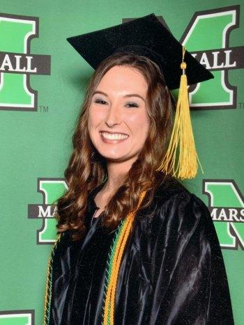 Marshall graduates to receive Hazel Ruby McQuain Graduate Scholarship