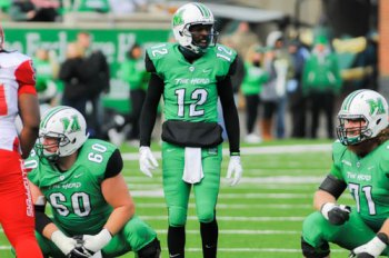 Marshall's Cato Named Manning Award Finalist