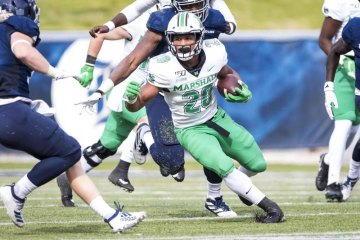 MCGILL: Marshall Doesn't Sleep on Rice, Remains In Control of Destiny