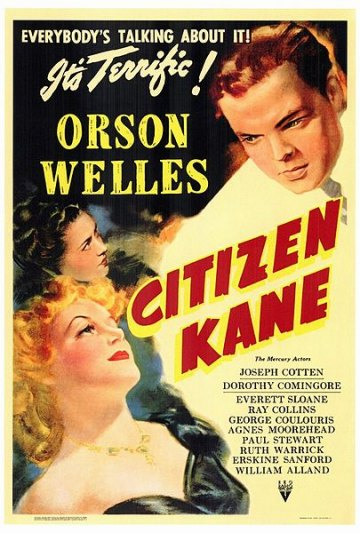 Citizen Kane: The film that William Randolph Hearst despised the most.