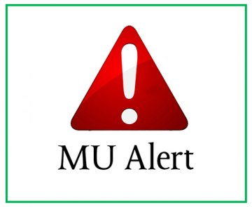 Marshall to test MU Alert system Sept. 6