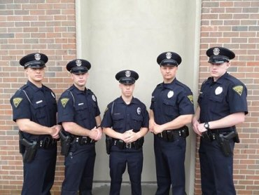 Officers Graduate from Academy