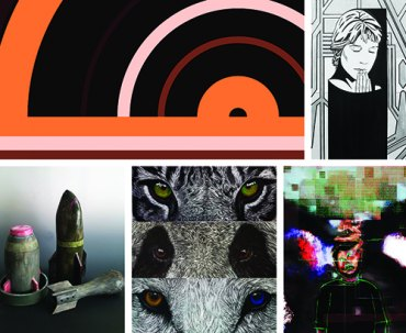 Student art exhibitions to open at Marshall galleries